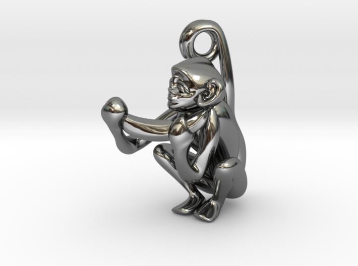 3D-Monkeys 196 3d printed