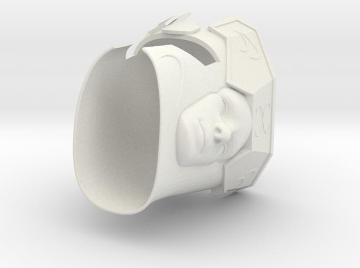 Janus Helmet 3d printed