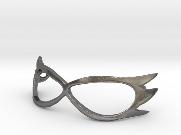Sailor-V 1/3 scale Mask for BJD 3d printed
