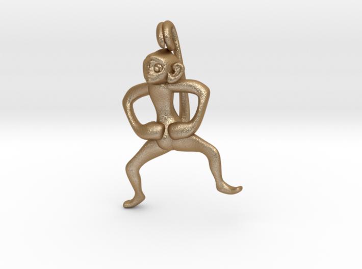 3D-Monkeys 203 3d printed