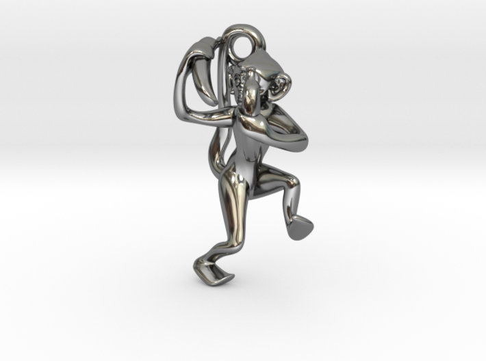 3D-Monkeys 212 3d printed