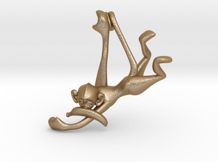 3D-Monkeys 217 3d printed