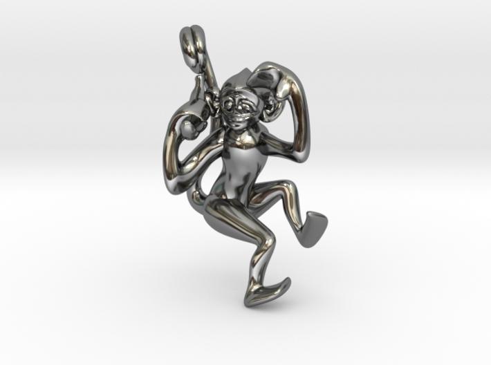 3D-Monkeys 220 3d printed