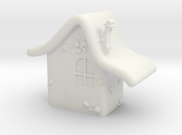 House 1 3d printed