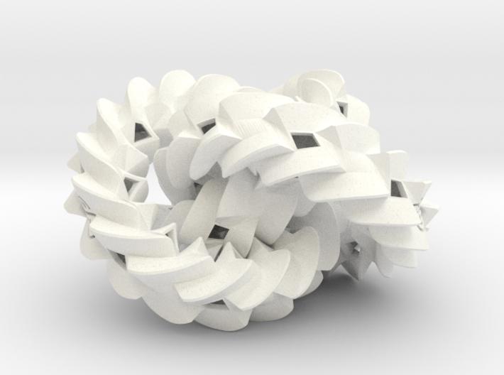Triple Gear 3d printed