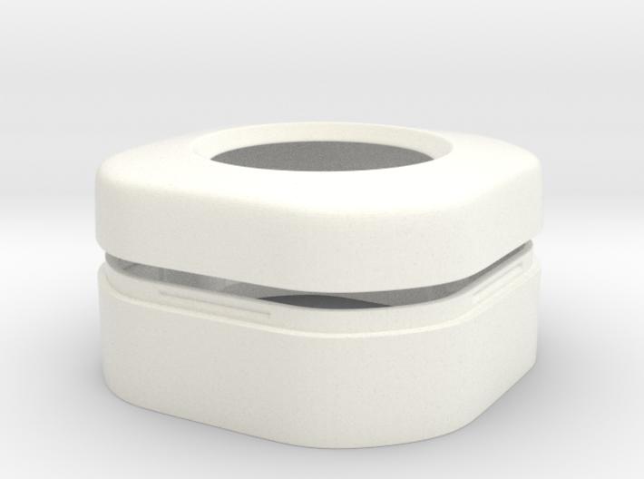 HC-SR501 Arduino Motion Sensor housing v2 3d printed