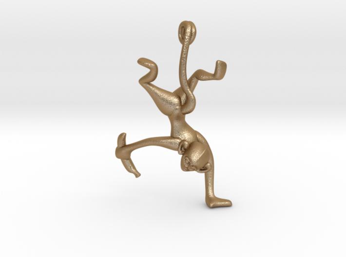 3D-Monkeys 239 3d printed