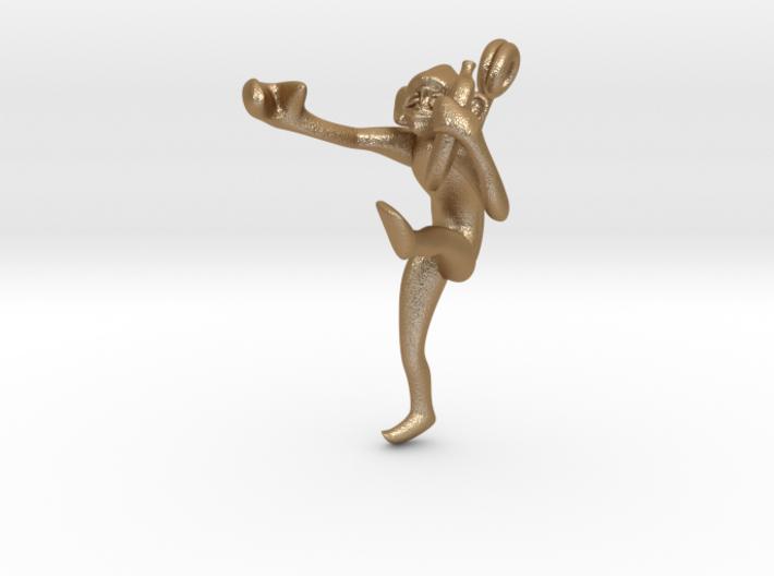 3D-Monkeys 245 3d printed