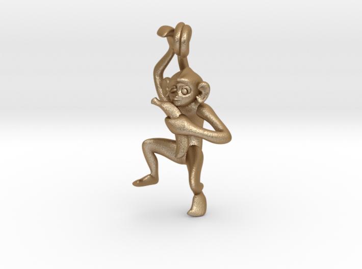 3D-Monkeys 274 3d printed