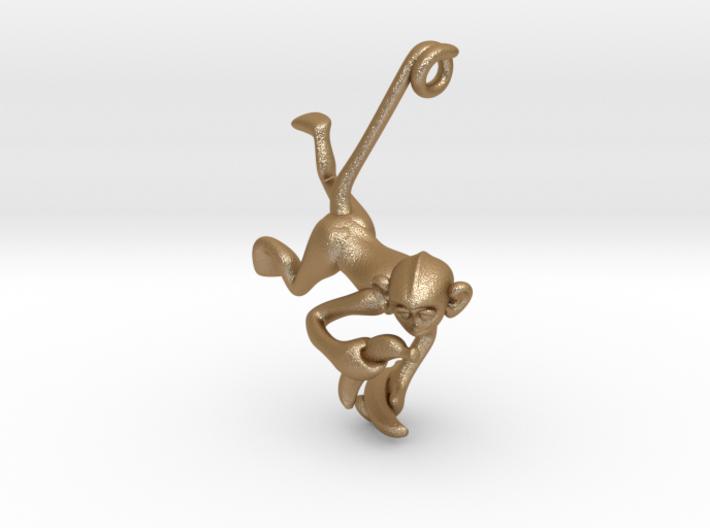 3D-Monkeys 281 3d printed