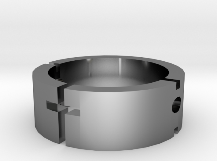 Popular Ring 3d printed