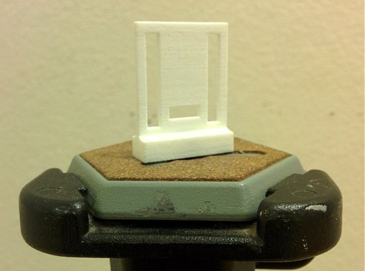 Wearable Camera Tripod Adapter 3d printed