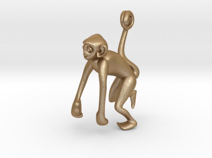3D-Monkeys 326 3d printed