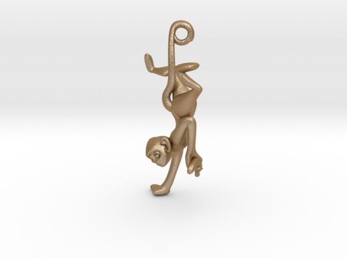 3D-Monkeys 329 3d printed