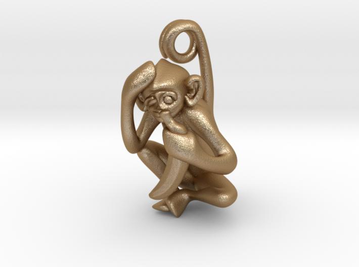 3D-Monkeys 341 3d printed