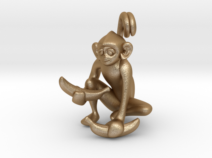 3D-Monkeys 343 3d printed