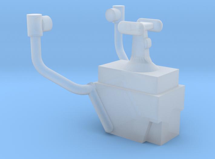 03A-LRV - Control Display 1 3d printed
