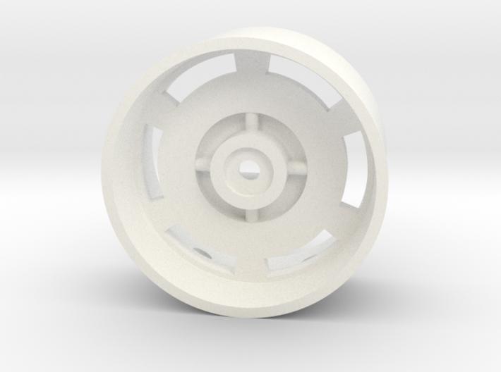 EX 1 KIY Kopropo Steering Wheel Standard Size 3d printed