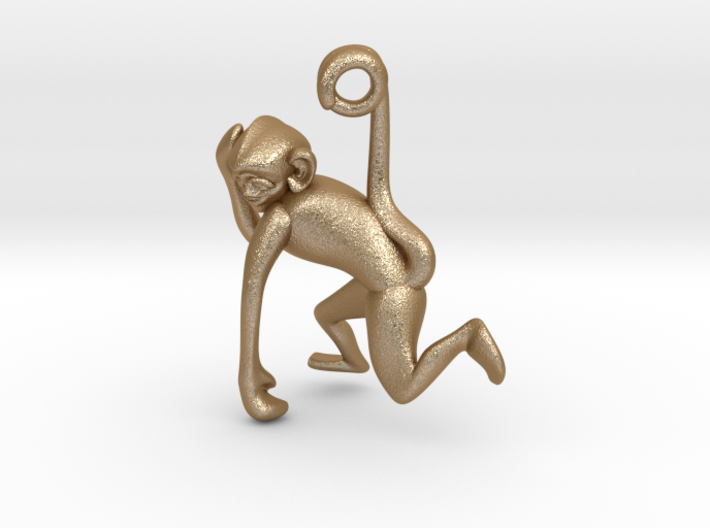 3D-Monkeys 351 3d printed