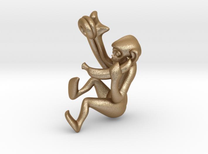 3D-Monkeys 366 3d printed