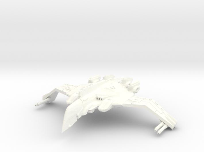 F4 Firehawk Fighter 3d printed
