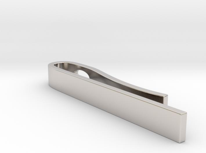 Elegant Tie Clip 3d printed