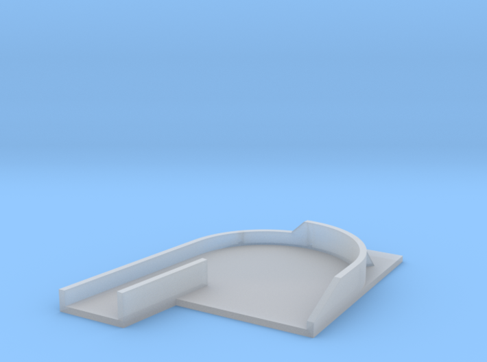 Hemmschuhauswurf2.0 3d printed