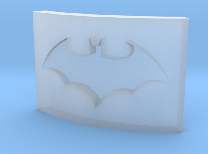 Dark Bat Knight Belt Buckles BB4 1/6TH 3d printed