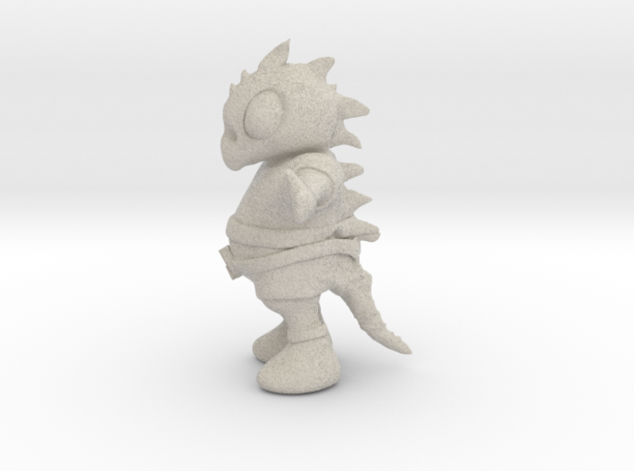 "DINO ""Mr Hug"" limited edition. 3d printed"
