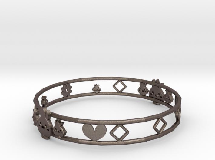 chick bracelet 3d printed