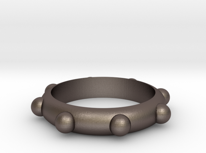 The ring 3d printed