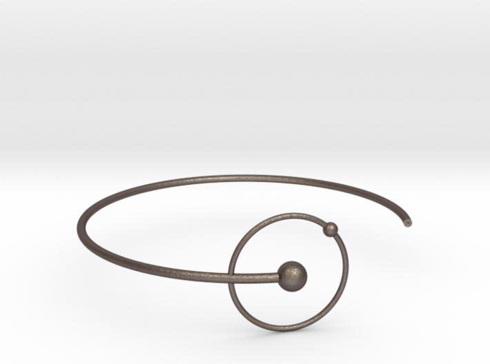 Atomic Bracelt - Hidrogen - Small 3d printed