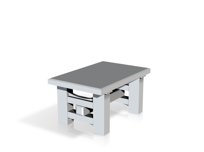Heavy Table 3d printed