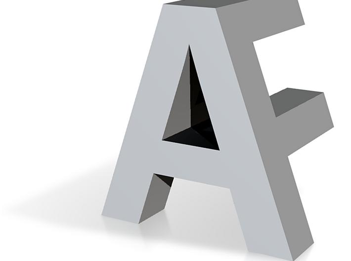 AF 3d printed
