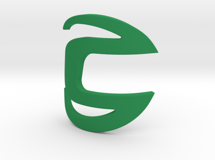 Cannondale bicycle front logo - height 50mm 3d printed