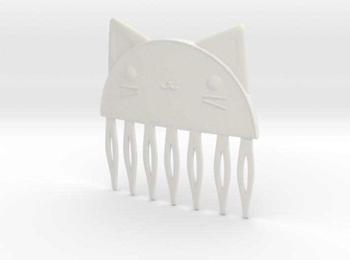 Cat Comb 3d printed