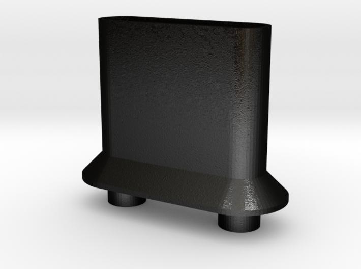 Dual Wide Bore Drip Tip 3d printed