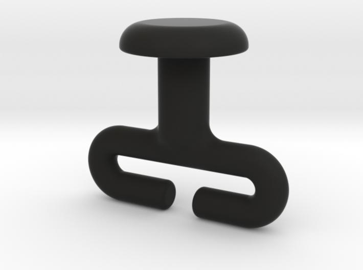 Mercedes Viano, Vito , V series Cargo Net Hook 3d printed