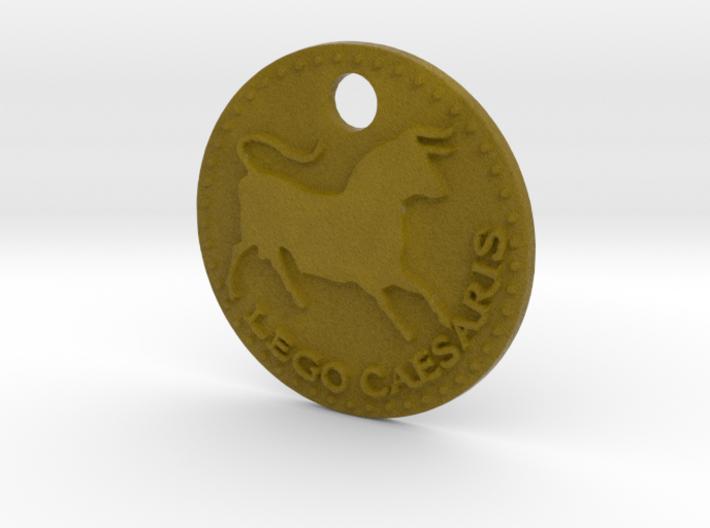Mark of Caesar 3d printed