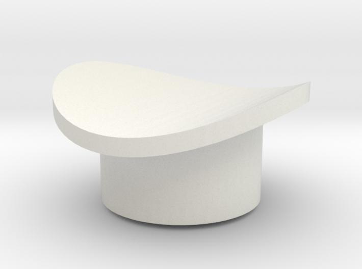Ahsoka Tano Lightsaber - Button 1 3d printed