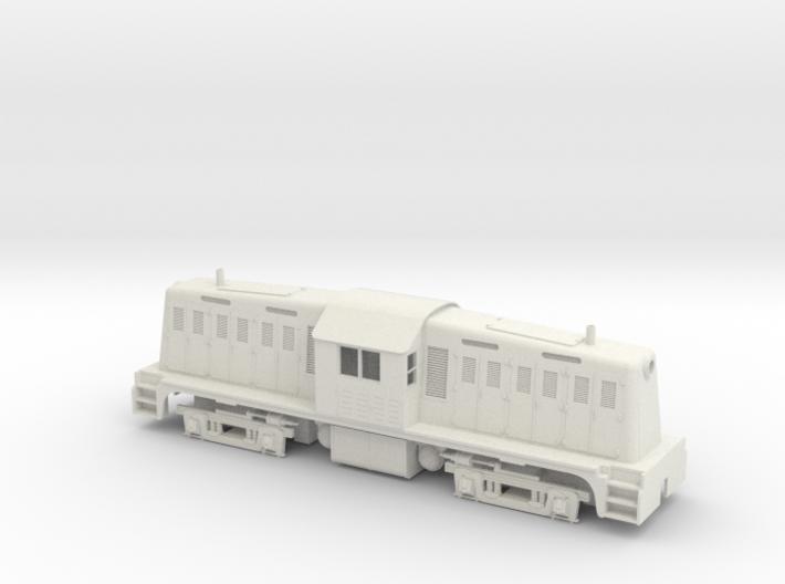 Whitcomb 65 Ton Loco 3d printed