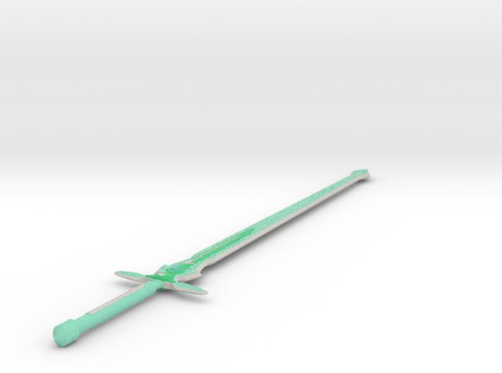 Kirito's Sword 3d printed