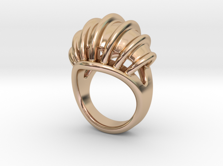 Ring New Way 29 - Italian Size 29 3d printed