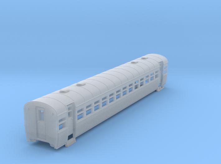Queensland Railcar 2 nd car no window bars. 3d printed