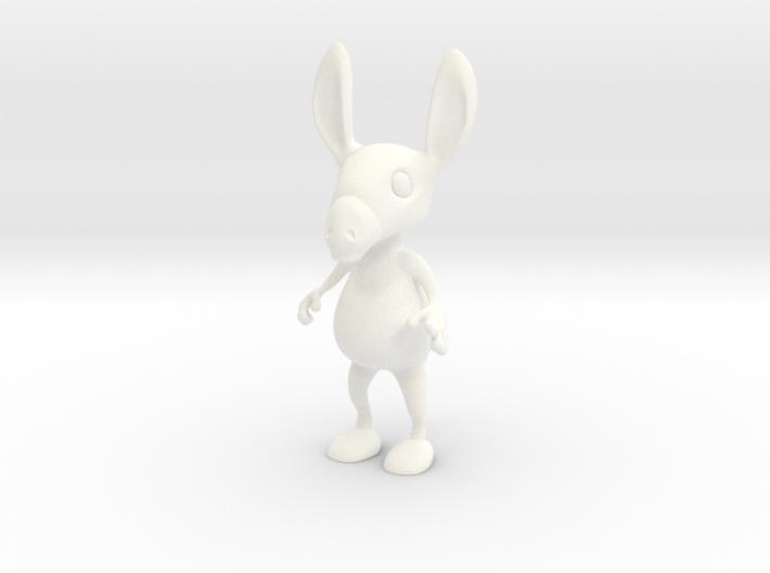 Tiny Donkey 3d printed