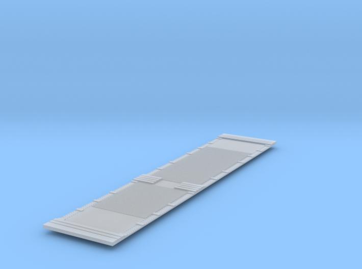 Coil E & G (ex Warflat) floor a 3d printed
