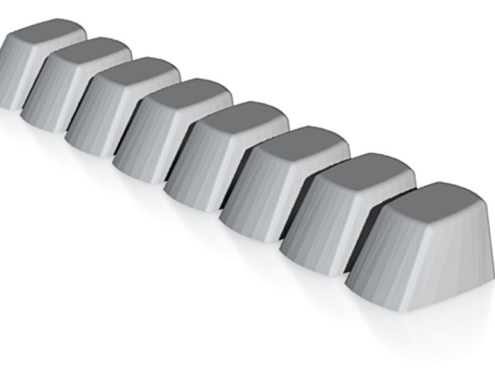 cabochon de Gyro 3d printed