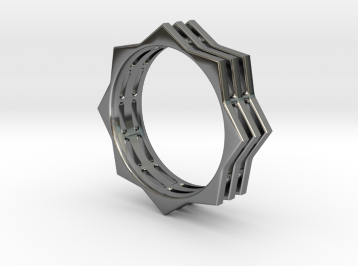 You Are A Star Ring Size 9 3d printed