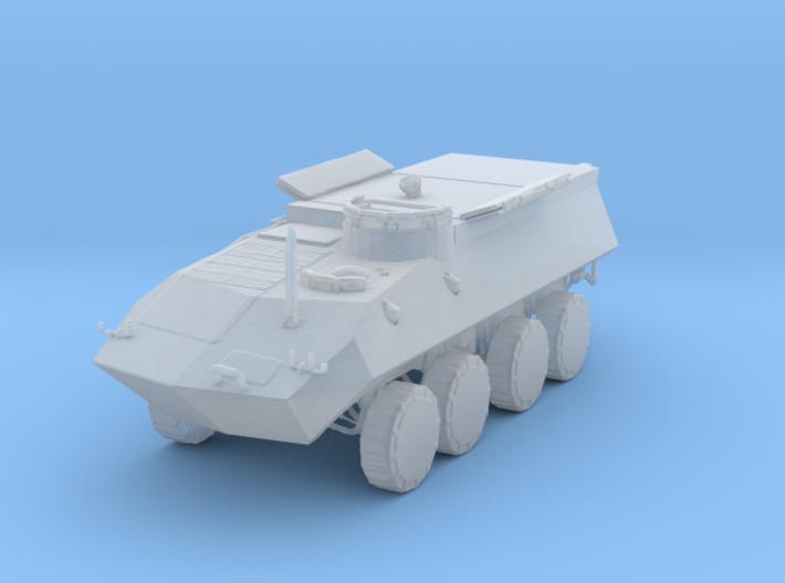 LAV Mortor 3d printed