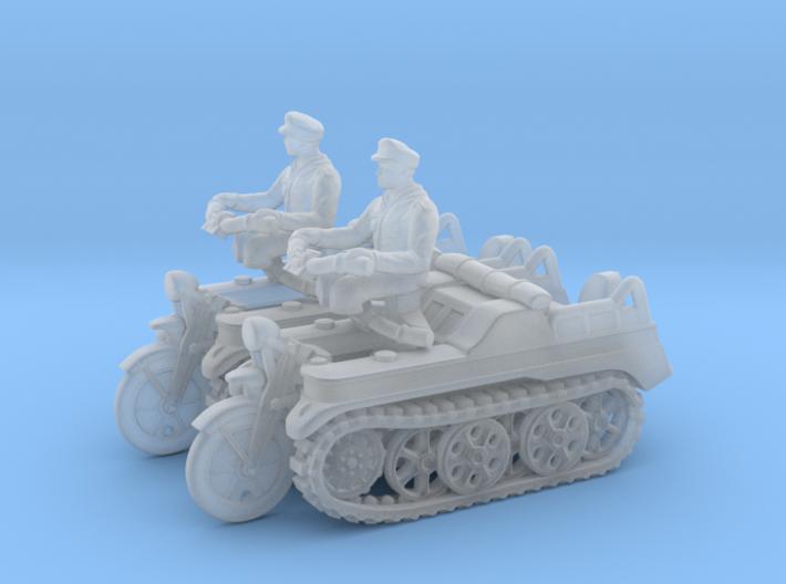 Sd.Kfz 2 - KETTENKRAD  (2 pack) 3d printed